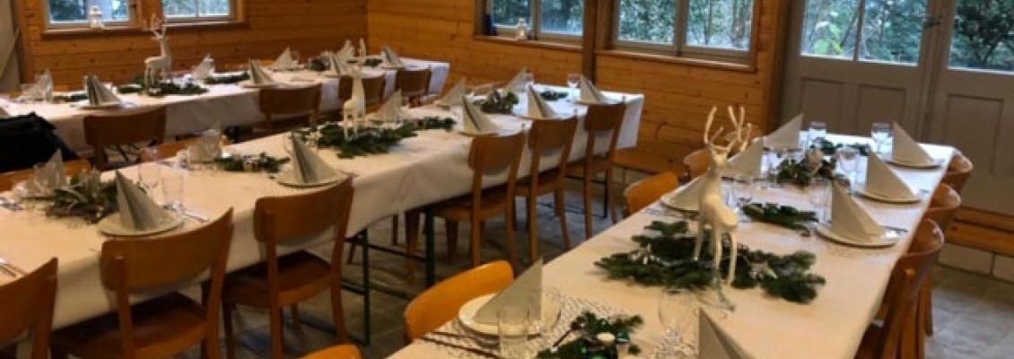 Samstag, 7. Dezember 2019 Waldweihnacht