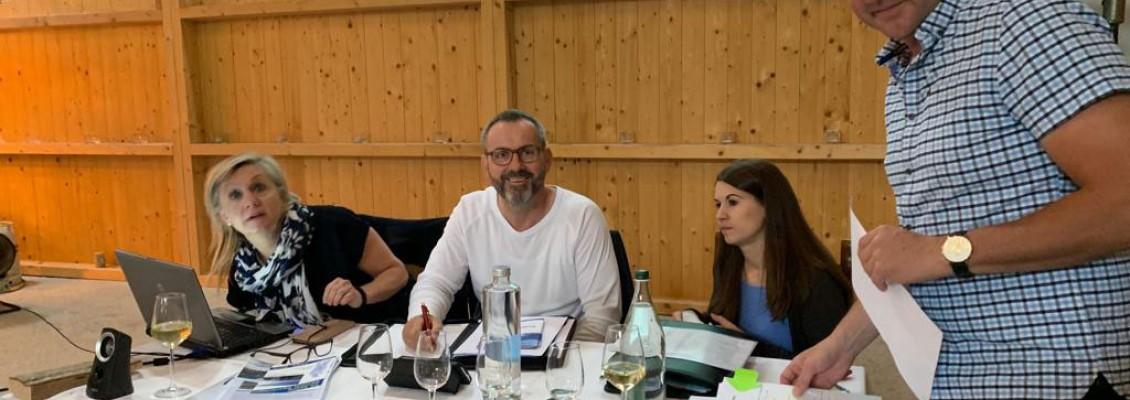 75. Hauptversammlung vom 14. Juni 2019 Uhr auf der Blüemlismatt, Egerkingen